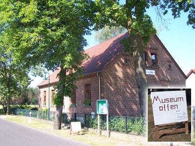 Foto zur Meldung: Geänderte Öffnungszeiten im Heimatmuseum Mönchwinkel