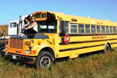 Treff Schul Bus