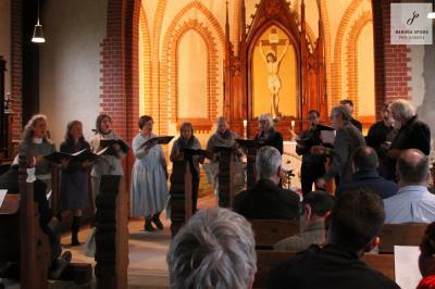 Foto zur Meldung: Konzert in der Sülter Kirche