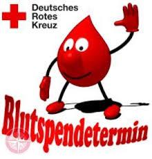 Vorschaubild zur Meldung: Schon mal vormerken: Blutspende Termin in der Jahnhalle am 9.und 10. Juli