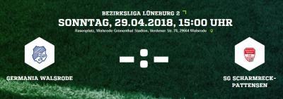 Foto zur Meldung: I.Herren - Hat Germania die Niederlage verdaut?
