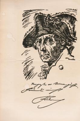 Friedrich der Große, Repro: Klaus Ahrendt