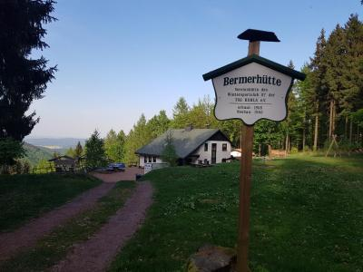 Foto zur Meldung: 1.Mai-Hütteneröffnung