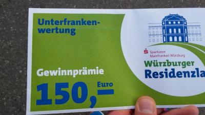 Foto zur Meldung: Würzburger Residenzlauf