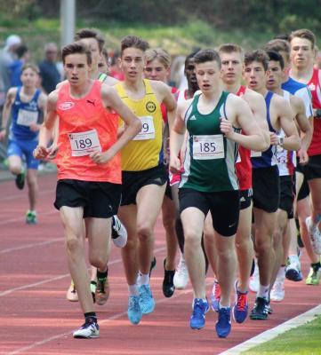 Foto zur Meldung: Sechster Platz für Justus Kaufmann bei NRW-Meisterschaften