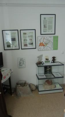 Foto zur Meldung: Umgestaltung der Rehfelder Heimatstube macht Fortschritte