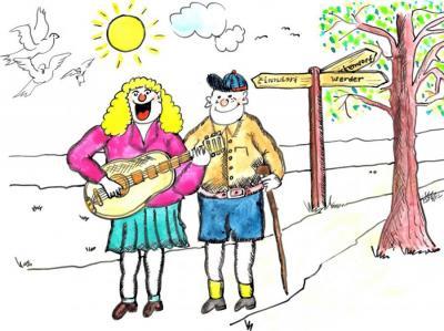 Vorschaubild zur Meldung: Rehfelde: Sponsoren für Liederweg-Erweiterung gesucht
