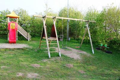 Foto zu Meldung: Vandalismus auf dem Spielplatz – Was soll der Blödsinn?