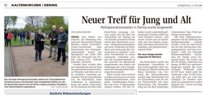 Segeberger Zeitung v. 03.05.2018