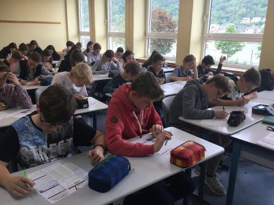 """Vorschaubild zur Meldung: Englischwettbewerb """"Big Challenge"""""""