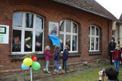 Foto zu Meldung: Ab heute: Grundschule LEWITZRAND Matzlow