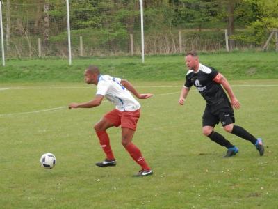 Foto zur Meldung: + + + Fußball Landesliga West 24.Spieltag + + +