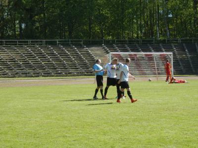 Foto zur Meldung: + + + Fußball Landesliga West 25. Spieltag + + +