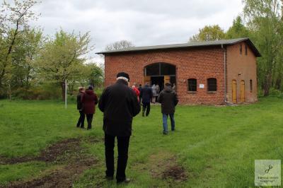 Foto zur Meldung: Ökumenischer Gottesdienst in der Pfarrscheune