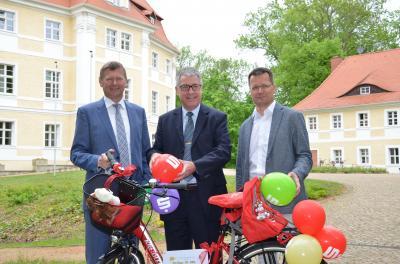 Foto zur Meldung: Der Landkreis freut sich auf die 21. Tour de OSL - Seien Sie mit dabei!
