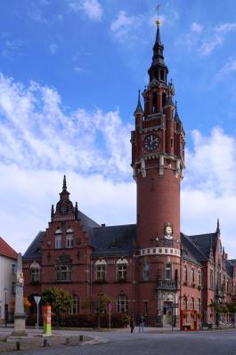 Rathaus Dahme/Mark