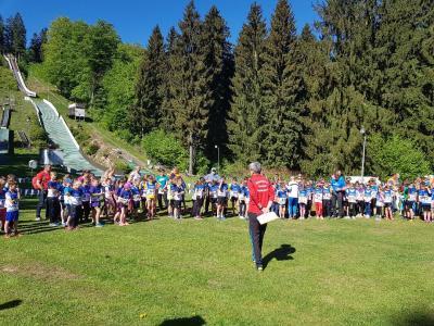 Foto zur Meldung: Landesfinale Crosslauf