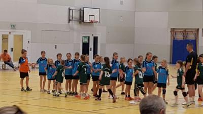Foto zur Meldung: Handball-Nachwuchs:  Zweite E des HSV 04 sichert den 4. Platz