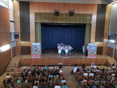 Vorschaubild zur Meldung: Europawoche: Tanzgruppe aus der Ukraine