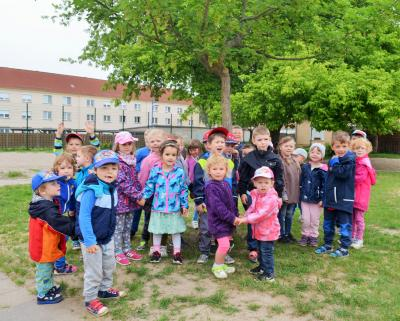 Kindergartenkinder der Kita Piccolino | Foto: Stadt Perleberg