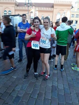 Foto zur Meldung: 13.Schweriner Nachtlauf - gratis Stadtführung durch die Landeshauptstadt