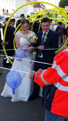 Vorschaubild zur Meldung: Hochzeit Sascha und Anne