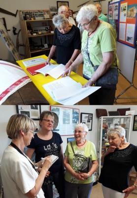 Foto zur Meldung: 41. Internationaler Museumstag -  50 Jahre Schulgebäude 2 in Rehfelde