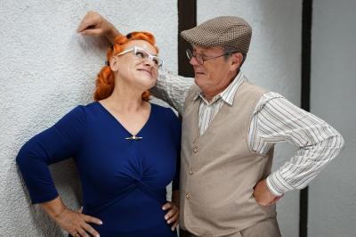 """Foto zu Meldung: """"LOVE LETTERS"""" von A. R. Gurney - Ein außergewöhnlicher Theaterabend mit LOU HOFFNER und HANSI KRAUS am                  02. November 2018 um 19 Uhr im Lindenhof Genthin!"""