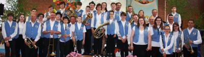 Foto zur Meldung: Mitreißendes Frühlingskonzert des Stadtorchesters Bad Tennstedt