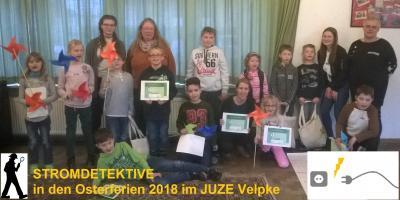 Foto zur Meldung: Ein Jahr Klimaschutz in der Samtgemeinde Velpke