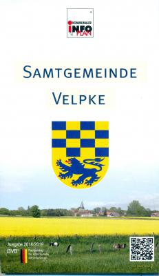 Foto zur Meldung: Neuer Ortsplan für die Samtgemeinde Velpke