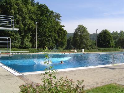 Vorschaubild zur Meldung: Schwimmbad in Mihla ab 19. Mai geöffnet