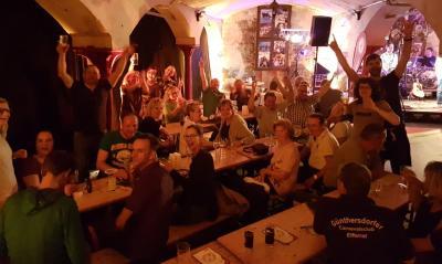 Vereinsausflug Altenburger Brauerei Bierfest