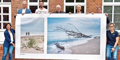 """Foto zu Meldung: """"ParkART"""" ist der Titel einer Ausstellung des Fotostammtisches Esens vom 1. Juli bis 13. Oktober 2018 im Theodor-Thomas-Park in Esens."""