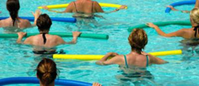 Foto zur Meldung: Tolle Neuigkeiten für alle Wasser Sportler des TV Hude im Senioren–Wohnpark