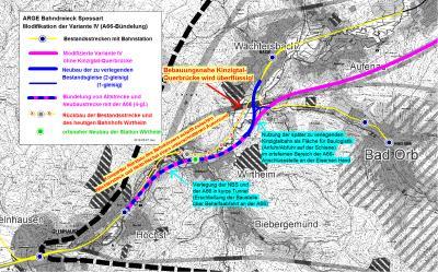 Vorschaubild zur Meldung: Zielvereinbarung zum Bahntrassenneubau Hanau-Würzburg/Fulda