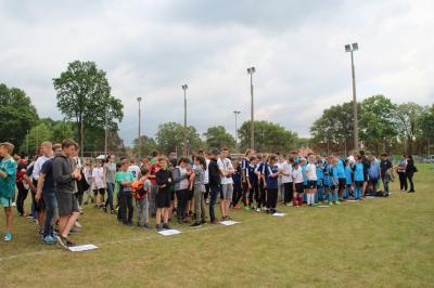 Foto zur Meldung: Fußball Turnier der Freien Schulen