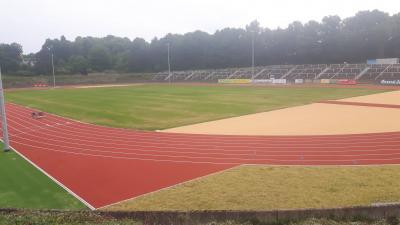 Foto zur Meldung: Umbau des Walter-Mundorf-Stadions abgeschlossen