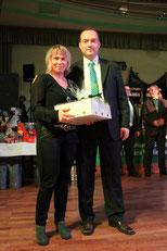 Foto zur Meldung: Sportlerball der SG Wiesenau 03