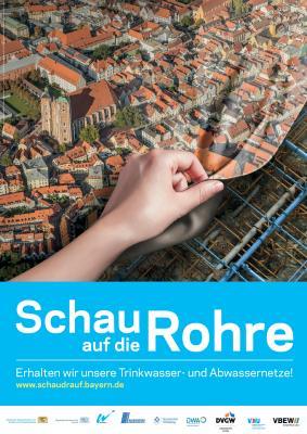 """Vorschaubild zur Meldung: """"Schau auf die Rohre"""": Den """"Schatz"""" in Bayerns Untergrund erhalten"""