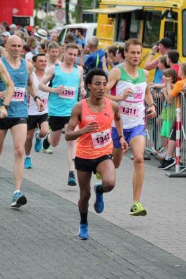 Foto zur Meldung: Tsgay gewinnt Melpomene-Lauf
