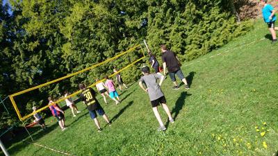 Foto zur Meldung: 5. Ketziner Jugendvolleyballturnier wieder erfolgreich