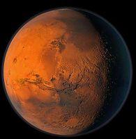 Vorschaubild zur Meldung: MARS spezial - Beobachtungsabend zur Marsopposition