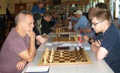 Foto zu Meldung: Saisonabschluss Abt. Schach