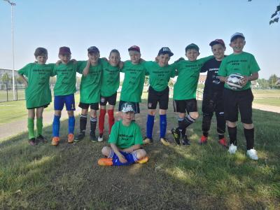 Foto zur Meldung: Unsere Teilnahme beim 10. ENERGIE-Cup der Stadtwerke