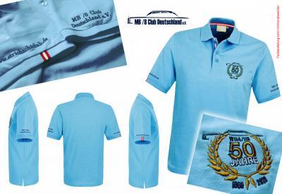 Das neue Polo-Shirt zum Jubiläum
