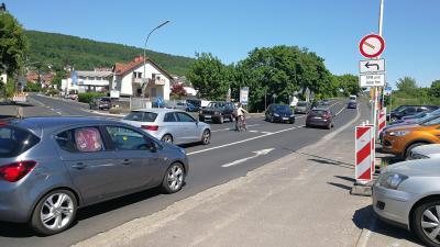 """Foto zu Meldung: Ordnungsamt: """"Mit Verkehrsbeeinträchtigungen muss gerechnet werden"""""""