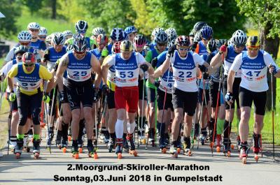 Foto zur Meldung: Vorschau 2.Moorgrund-Skiroller-Marathon