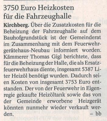 Auszug Der Bayerwald Bote 25.05.2018