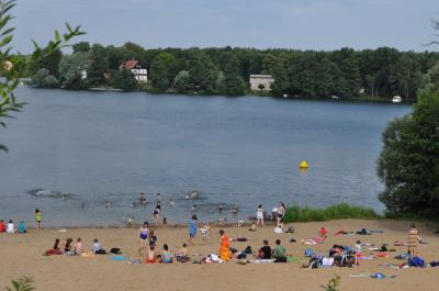 Strand am Peetzsee